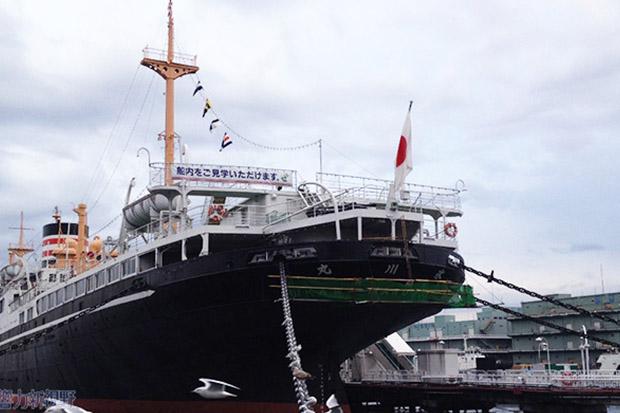 窺見海運史的冰山一角!走進日本郵船水川丸號
