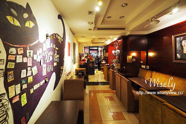 愛喵星人的您不容錯過!台北貓咪主題咖啡:妝自家烘焙咖啡館