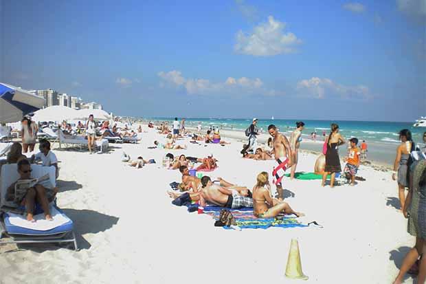 熱情有勁邁阿密!充滿拉丁風情的海灘城市