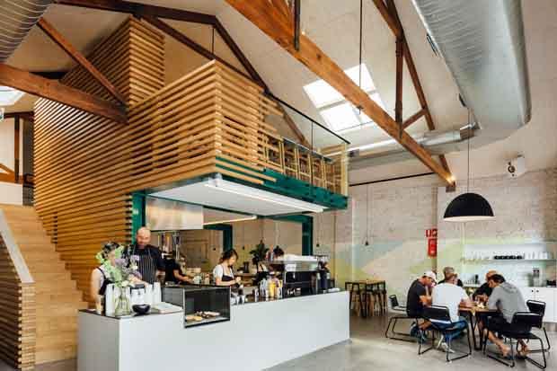 修車廠也能變身咖啡館?墨爾本Code Black coffee 打造在地實驗性咖啡場域