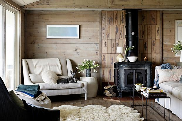 有溫度的自然派老屋!簡潔舒適就是最美裝飾