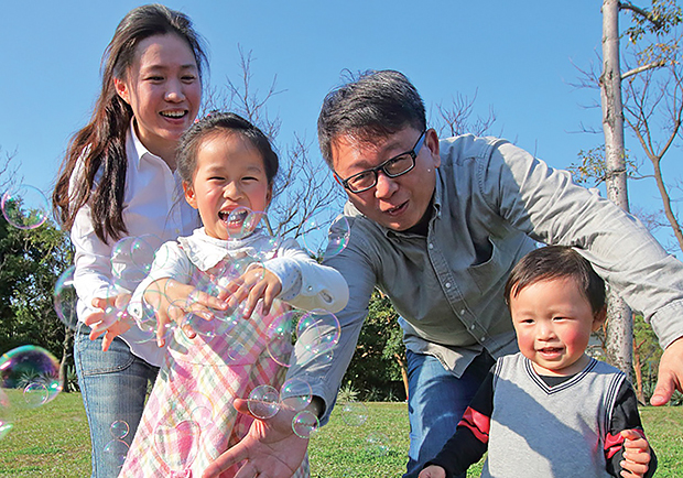 楊力州:快樂的能力,才是孩子人生最重要的資產!