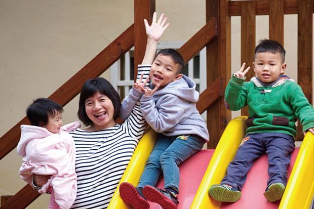 林依瑩:充分利用瑣碎時間, 換來親子共處時光!