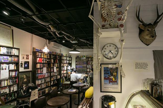 走入內心的推理現場!全台首座的偵探小說書店──偵探書屋