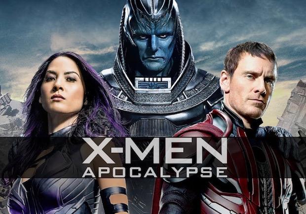 漫威最強大變種人始祖《X戰警:天啟》毀滅性登場