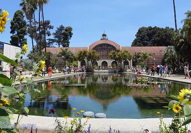 中西合璧式的愜意!一覽聖地牙哥的巴爾博雅公園