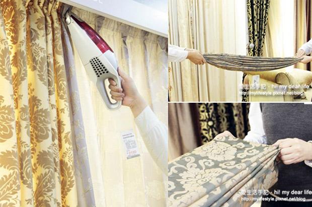 換季窗簾清潔收納撇步!