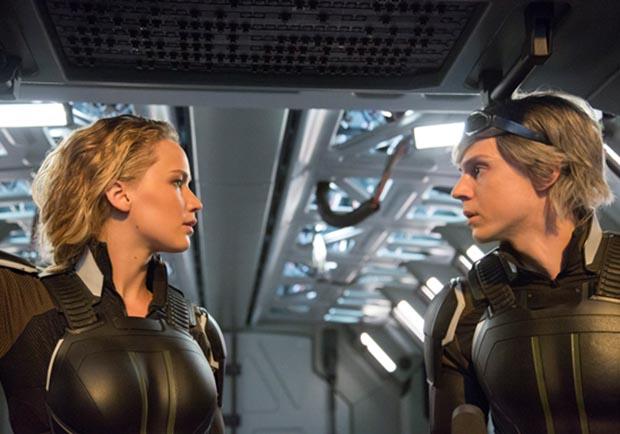 《X戰警:天啟》預告片神秘人物登場,令影迷High翻天!