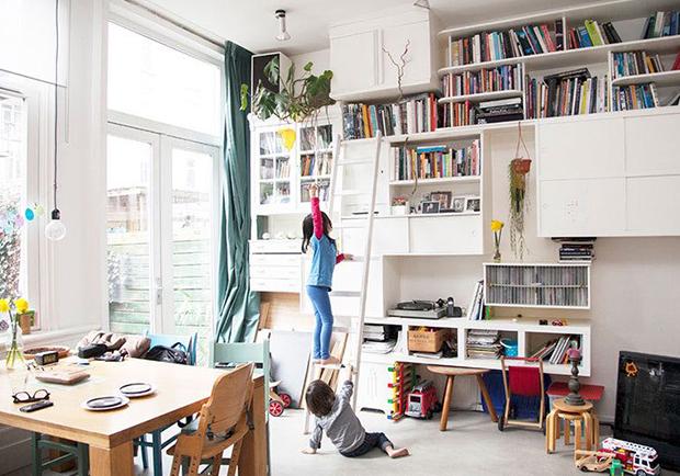 在荷蘭落腳的台灣女生,打造玩耍生活的居家夢想屋