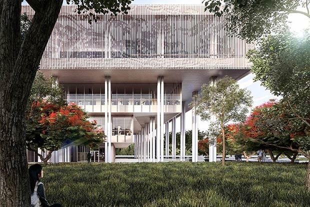 荷蘭與台灣聯手打造!看見最美圖書館──台南市立圖書館