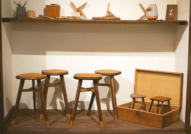 一張等著你回家的「家凳」──台灣男孩手工打造暖心設計