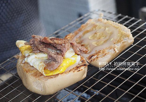 超人氣的平價好滋味!來高雄吃碳烤饅頭與漢堡吧!