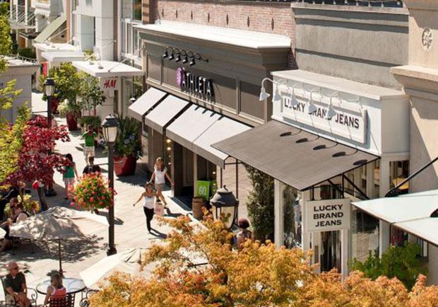 逛街就像串門子!漫步西雅圖的花園購物中心