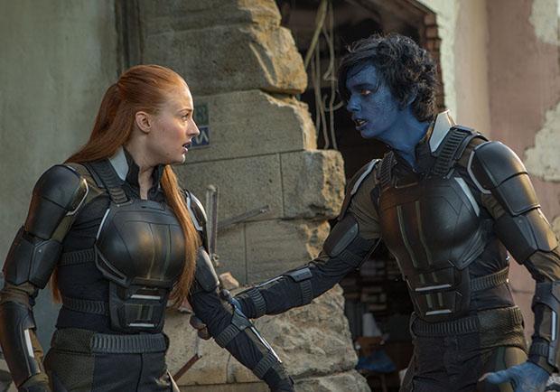 《X戰警:天啟》衝破億萬票房,強摘全球71國冠軍寶座
