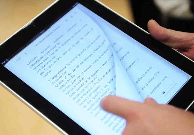 滑手機,該滑向電子書!