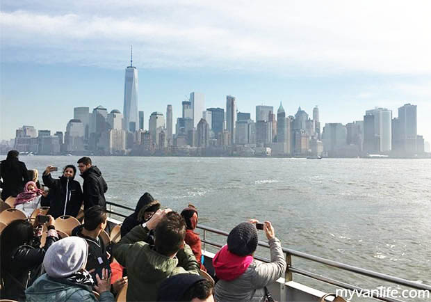 紐約遊船行旅,換個角度看最美麗的大蘋果!