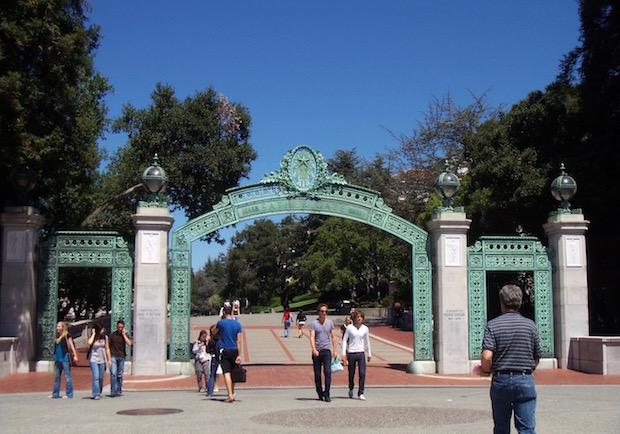 曾擠下牛津和劍橋!來認識世界頂級學府:加州柏克萊大學