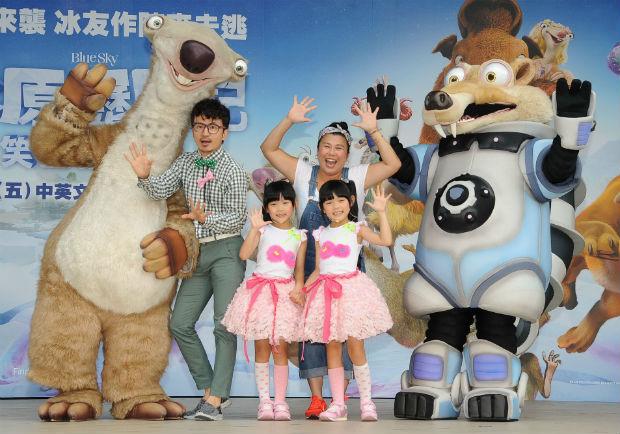 《冰原歷險記:笑星撞地球》動物園開趴 喜德、鼠奎特歡喜現身