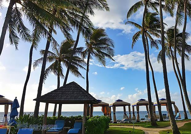 沙灘、陽光、比基尼  輕鬆愜意的美式度假-夏威夷歐胡島