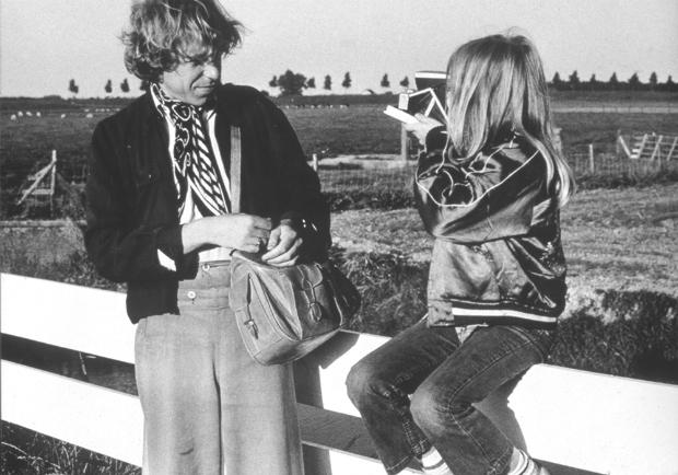 《文‧溫德斯___我在旅途上》電影大師透過作品流露父子情