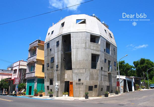 住進小琉球的美術館!藝文青年的民宿首選──瑚岩美術館