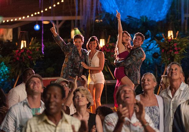 爆笑浪漫喜劇《婚禮玩很大》將上映,看板娘助陣衝票房!