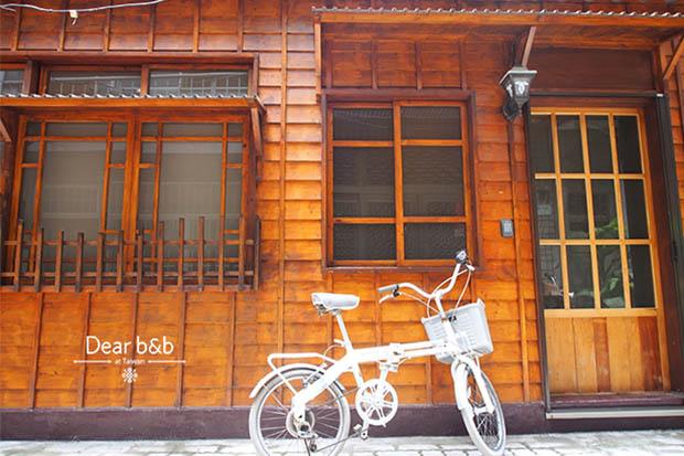 老屋也可以很舒適!體驗府城民宿下的日式風情
