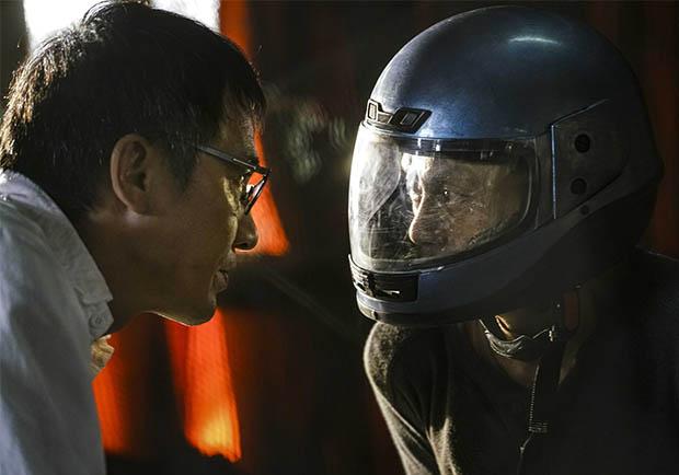 《一路順風》打造超MAN公路電影  許冠文化身落魄小黃運將