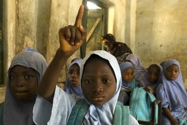 奈及利亞女學生遭綁,上學竟也是一種危機?