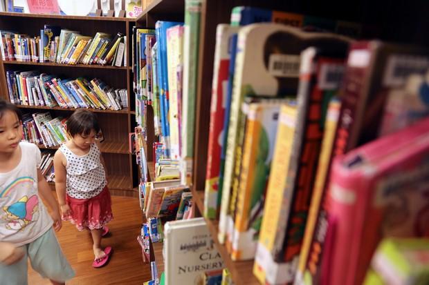 紙本閱讀,孩子成長無法取代的價值