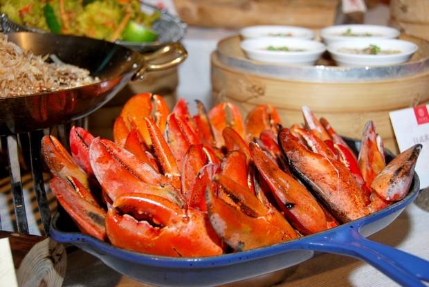 龍蝦吃到飽!飯店推出集結各式料理手法之「龍蝦十二宴」