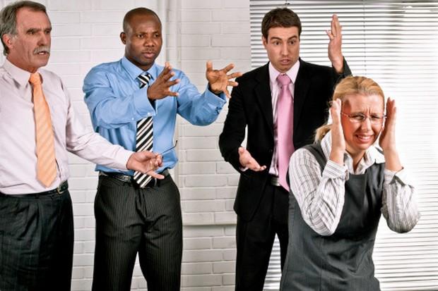 最可惡的職場霸凌!5大工作超黑暗的欺侮行為 - 華安 - ceo.lin的博客