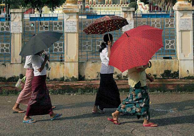 緬甸:最不適合貿易和最具潛力