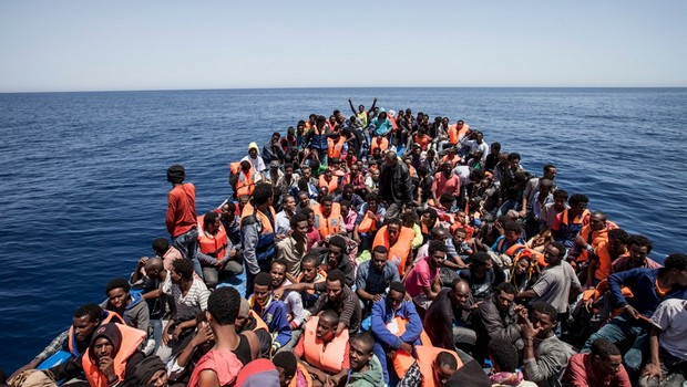 難民不斷湧入歐洲!你不知的內戰國家人民悲歌 - 華安 - ceo.lin的博客