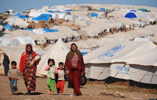 敘利亞內戰的難民悲歌 - 華安 - ceo.lin的博客
