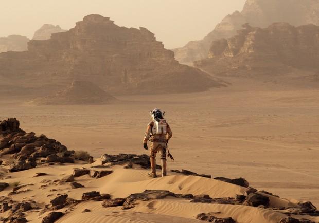 《絕地救援》:火星版浩劫重生