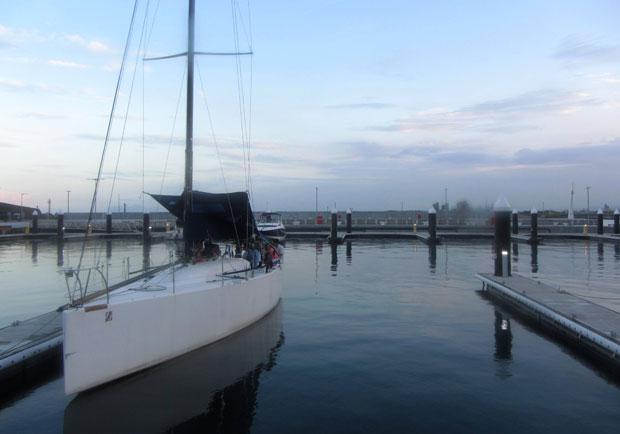 烏石漁港新開幕 夏日觀光好去處