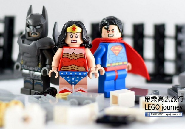 《蝙蝠俠對超人》:什麼才是最真實的正義?