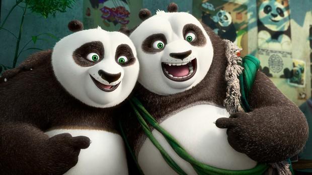 《功夫熊貓3》:最中國風的爆笑感動
