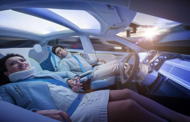 計程車駕駛將失業?無人車未來的劃時代變革