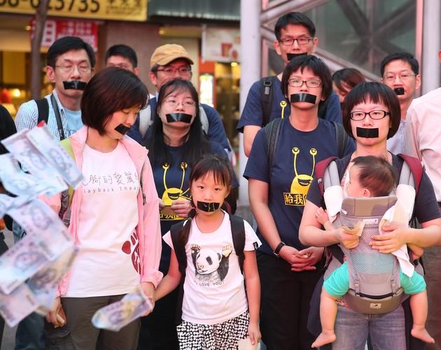 貧富不均,重擊台灣!