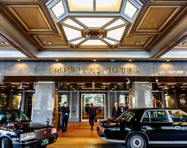 日本帝國飯店百年不敗傳奇揭密