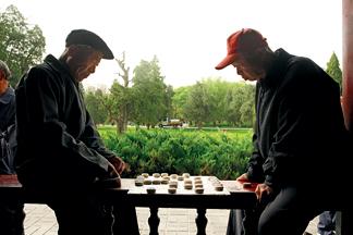 老化的中國