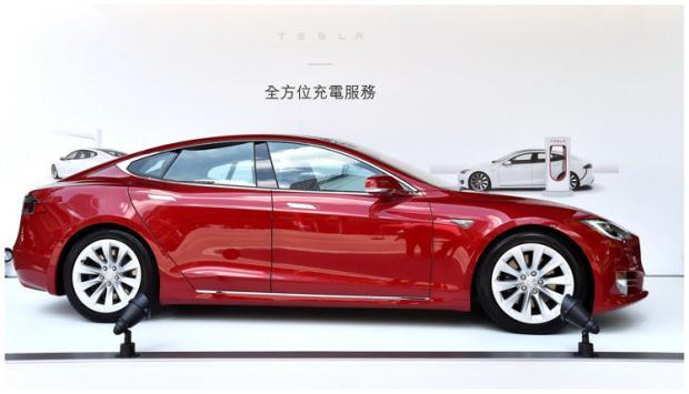 台灣首家Tesla旗艦店