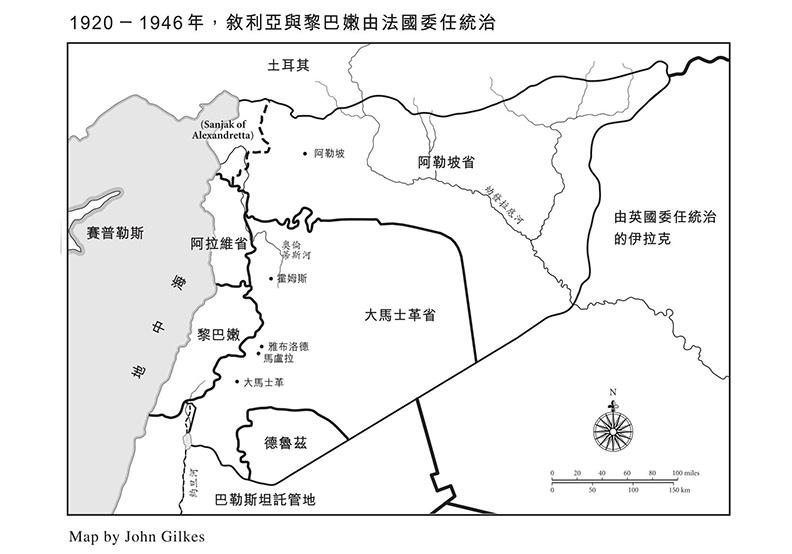 敘利亞人民以前的共同敵人是以色列 現在卻內戰廝殺