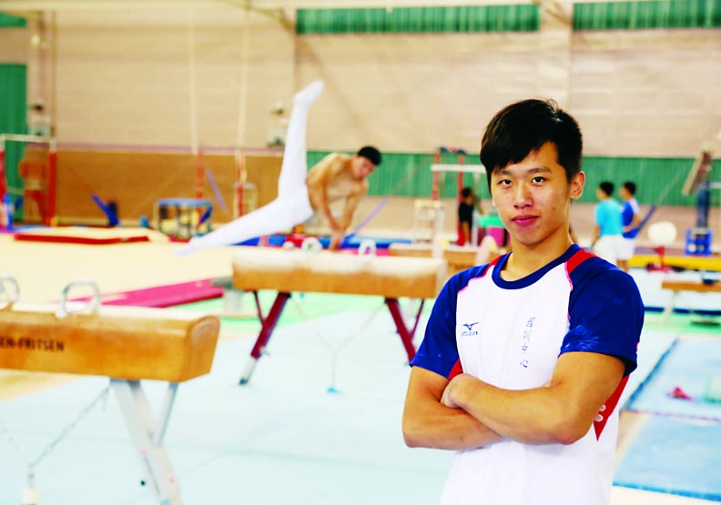 新台灣之光》李智凱 憑過人毅力翻進奧運