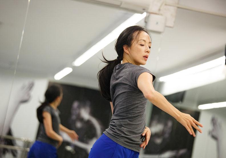 只想把舞跳好 許芳宜在努力中看見自我價值