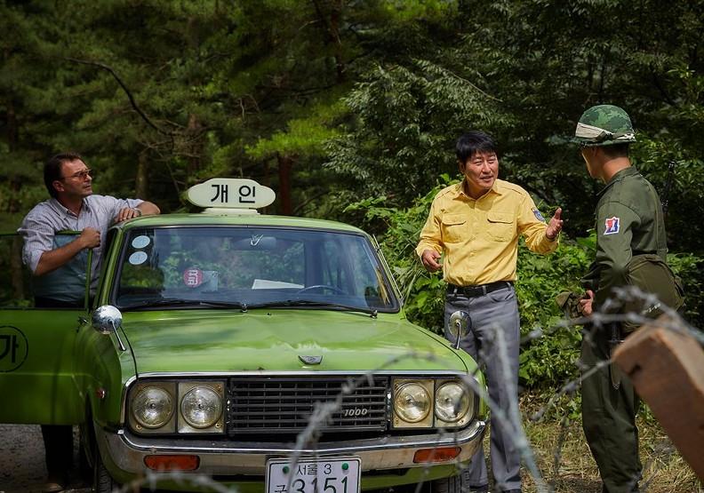 《我只是個計程車司機》在韓票房破22.6億台幣!精彩劇情令人動容