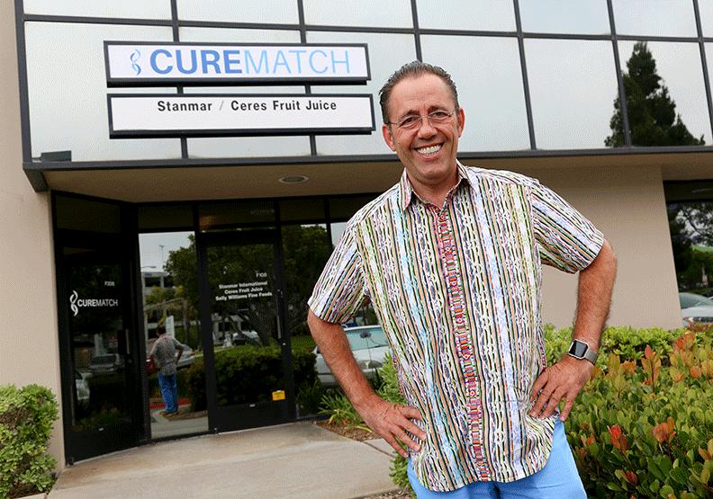 CureMatch從基因解密 找出治癌最佳方程式