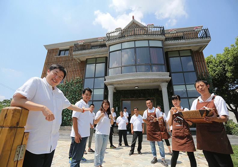 危樓翻修成豪華別墅   水鄉升格「上海威尼斯」